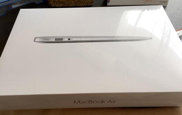 MacBookAirで変わった仕事効率とモチベーション