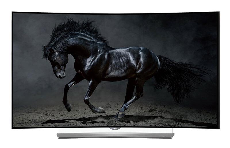 LGの湾曲した有機ELテレビ「LG OLED TV」がヤバい