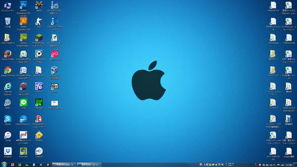 Windowsのデスクトップアイコンが起動するたびに勝手にグチャグチャになる原因と対策