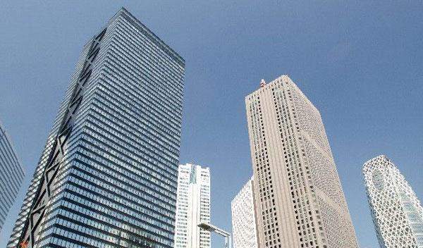 高層ビルの崩壊