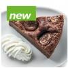 IKEAレストランのマシュマロチョコケーキ