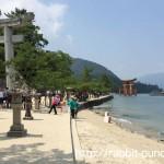広島駅から宮島(厳島神社)へ行く方法のまとめ比較