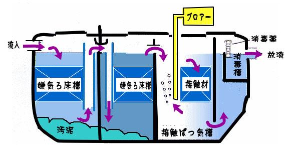 合併浄化槽(合併処理浄化槽)
