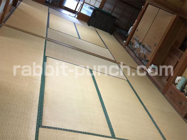 26.5畳の広い和室の続間