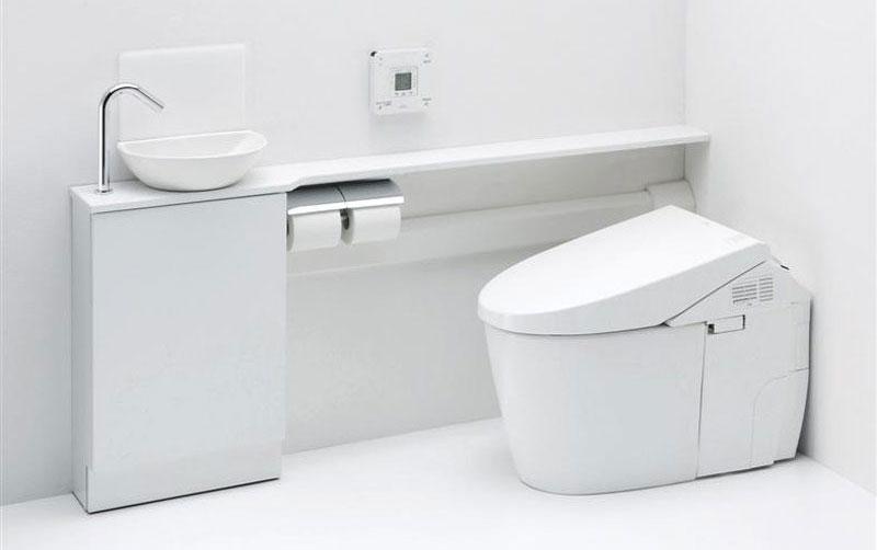 タンクレストイレは水圧に注意