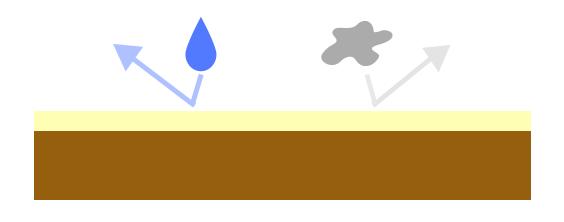 ワックス塗装の特徴