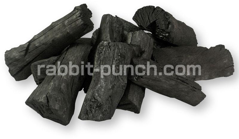 床下調湿材の木炭
