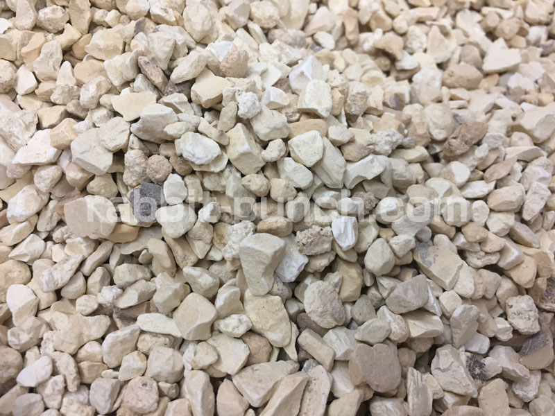 床下調湿材のゼオライト